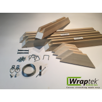 "Heavy Duty Kits- 1-3/4"" Deep x 1-3/8"" wide, up to 40""x60"""
